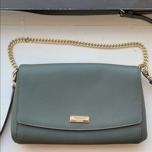 KATE SPADE Hunter Green Crossbody